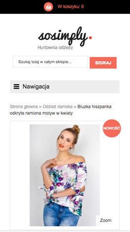 sosimply.pl - smartphone