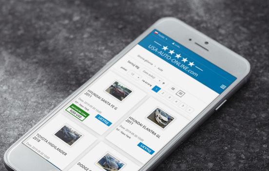 USA-AUTO-ONLINE.com Polska - telefon