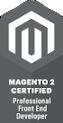Magento 2 frontend developer